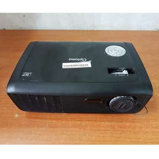 [Projector] Optoma EX539: 3000 Lumens! HDMI! Sharp! 2.5 KG only!