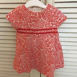 Poney Baby girl's dress
