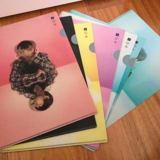 WINGS TOUR L FOLDERS
