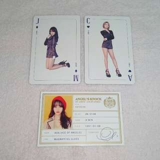 AOA Photocard Official
