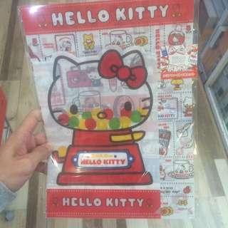 Hello Kitty A4 & A5 file set(可分開)