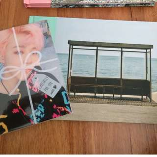 YNWA TAIWANESE EDITION W JIMIN PC