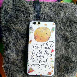 Softcase oppo f1s