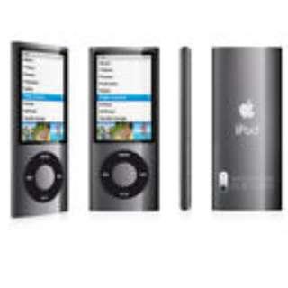 Apple iPod nano 8 GB 5th Generation (Silver)