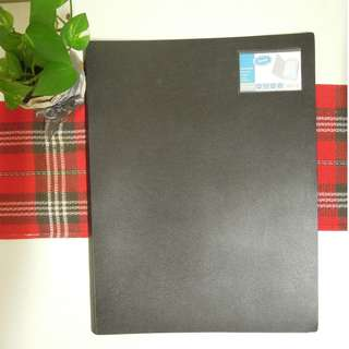 A3 BANTEX Display Book 20 pocket