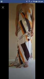 BNWT manning cartell maxi dress