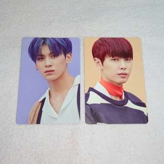 SF9 Breaking Sensation Photocard Official