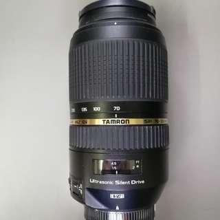 Tamron 70-300mm f4-5.6 VC USD for Nikon