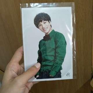 Exo Kai photo card