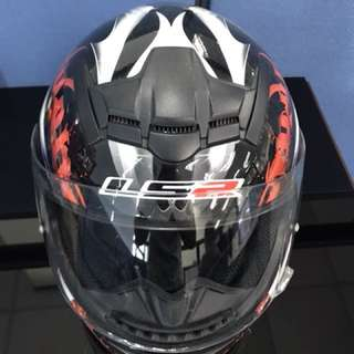 Helmet Full Face LS2 FF351 Wolf