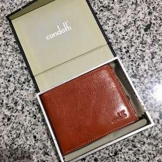 Condotti wallet