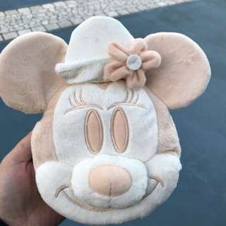Minnie Mouse cute small bag/pouch from Disneyland