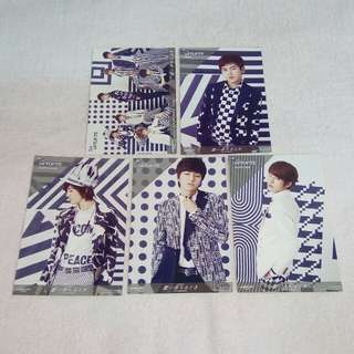 Infinite Photocard Official