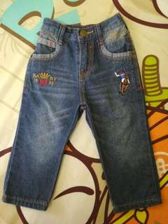 Boys Jeans Baby Polo