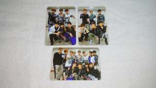 EXO Mama CH Press Photocard Official