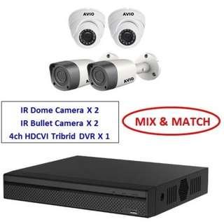 CCTV brand Sparko pakej
