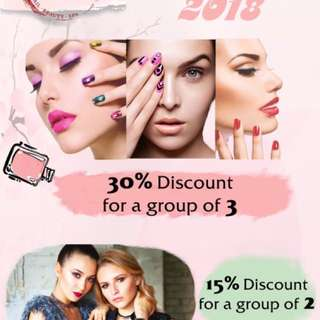 Nail promotion