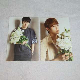 CNBLUE Photocard Official