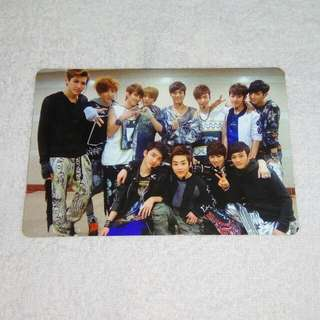 EXO Mama Photocard Official