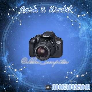 Canon 1300D Kredit bunga rendah 0,99% DP paling Murah