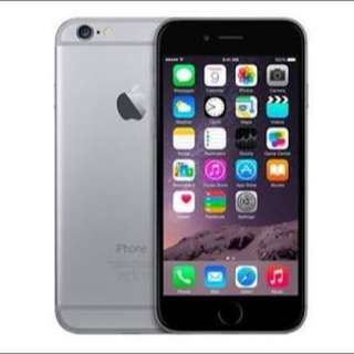 iPhone 6 128gb Space Grey Unlocked