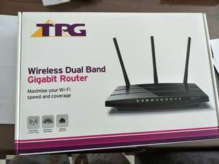 brand new router /modem