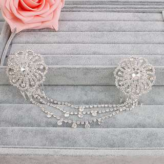 Brand new hair accessories for wedding or party