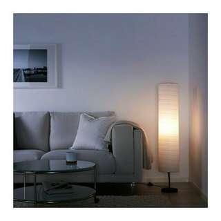 Ikea holmo,lampu lantai