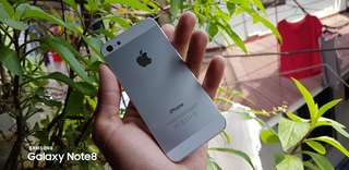 iPhone 5 16gb Silver Openline to all Network