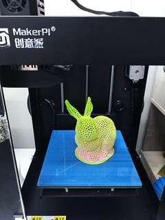 3D printer MakerPi M2030X