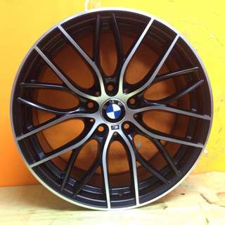 SPORT RIM 18inch BMW 3SERIES NEW DESIGN