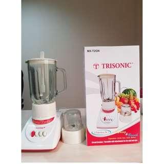 Blender Murah Blenders Kaca Trisonic Juicer 3 in 1 Bagus
