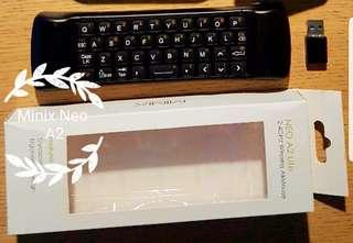 Minix Neo A2 Lite Remote Control