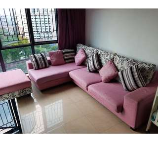 7 Seater Sofa set at Cheapest price. Free Coffee Table!!!