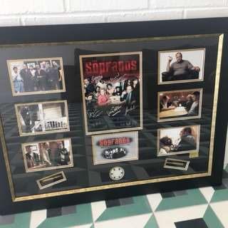 Soprano's Collectors Memorabilia
