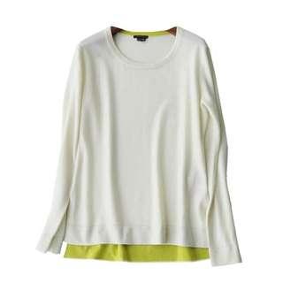 (BRAND NEW) THEORY 100% cashmere sweater (Size M)