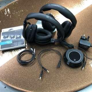 Sennheiser Wireless Headphone Set (with 2 headphones)