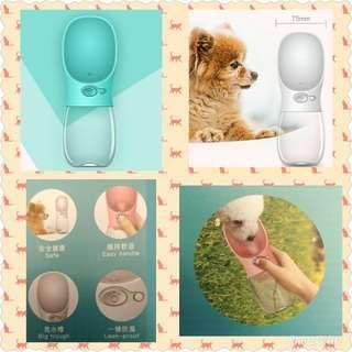 寵物飲水樽+理毛梳