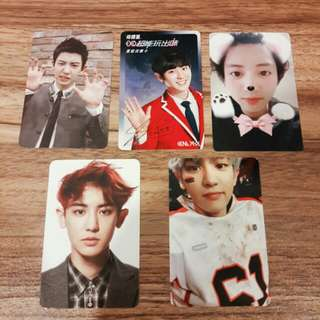[WTS/WTT] EXO Chanyeol Official PC