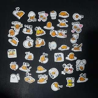 cheap gudetama stickers