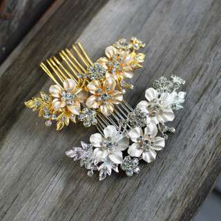 Brand new hair accessories for wedding and party