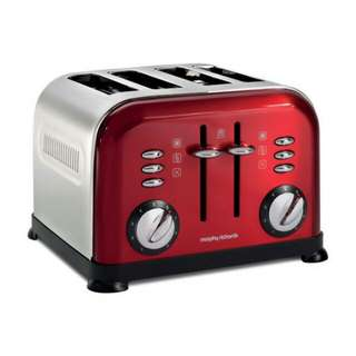 Brand New Morphy Richards Toaster