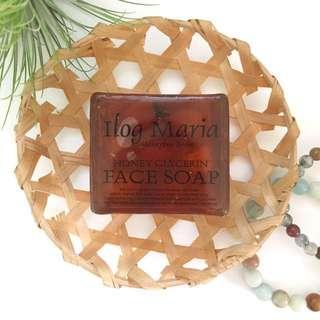 Ilog Maria Honey Glycerin Face Soap