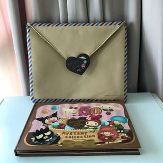 Sanrio Hello Kitty and Friends 50th Anniversary Mystamp Collection Collector's Edition(Singapore Post)