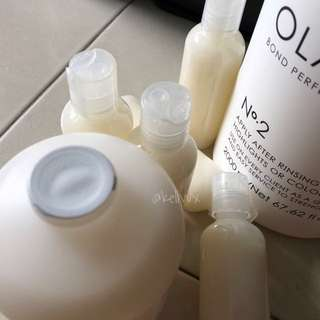 Promotion! Lowest price you can find! Olaplex no.2 Bond Perfector - no.1 available too!