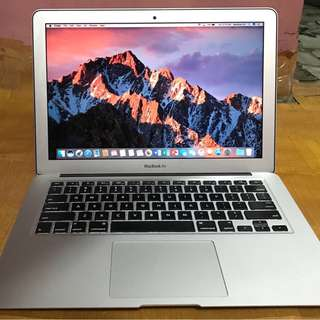 Macbook Air 13' 256GB Mid 2012