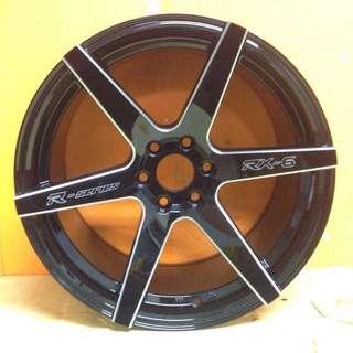 SPORT RIM 4X4 18inch NAVARA DESIGN
