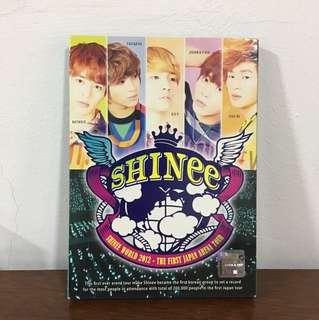 SHINee JAT 2012 Concert MSIA VER