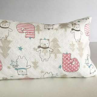 New Material ! Bean Sprout Husk Pillow / Beanie Pillow , Fabric from Japan ( 100% Handmade 100% Cotton Jersey, Premium Quality!)