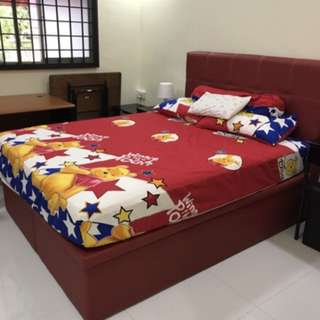 Master Room for Rent 3 Mins Walk to Tampines MRT